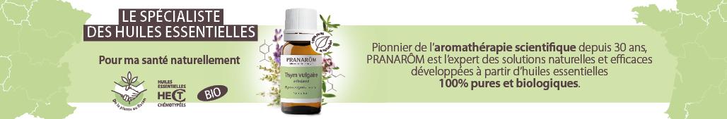 Pranarôm banner