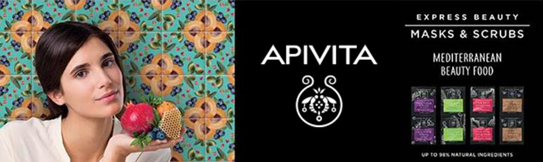 Apivita banner