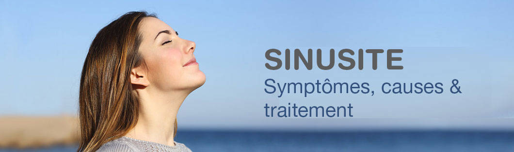 Sinusite banner