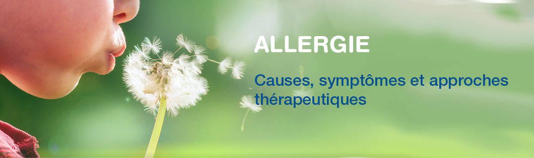 Allergie banner