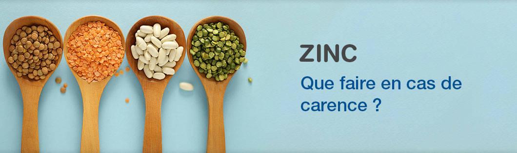 Zinc banner