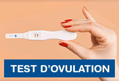 Test d'ovulation