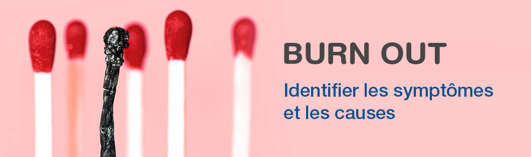 Burn out banner