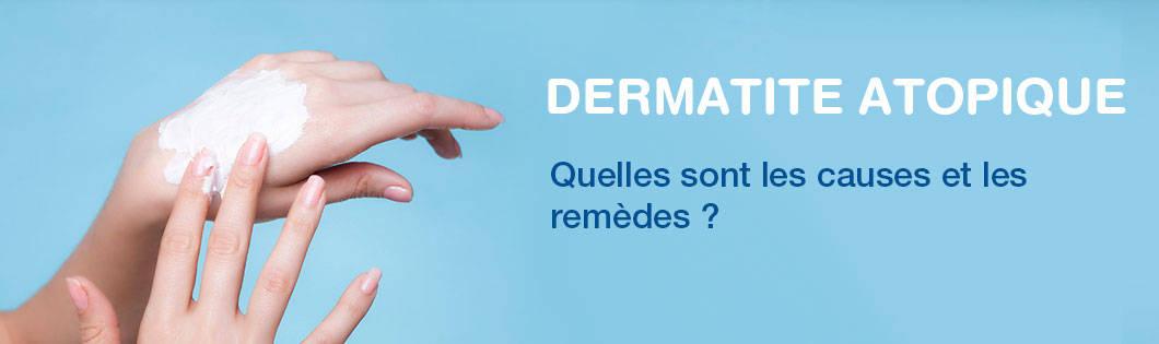 Dermatite atopique banner