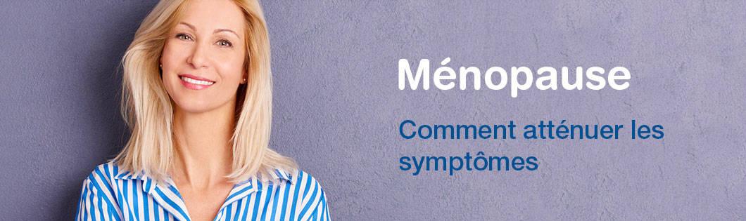 Ménopause banner