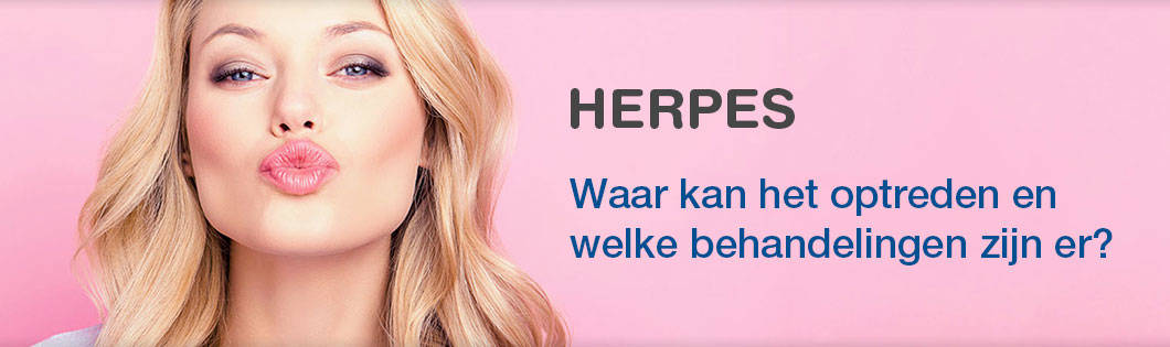 Herpes banner