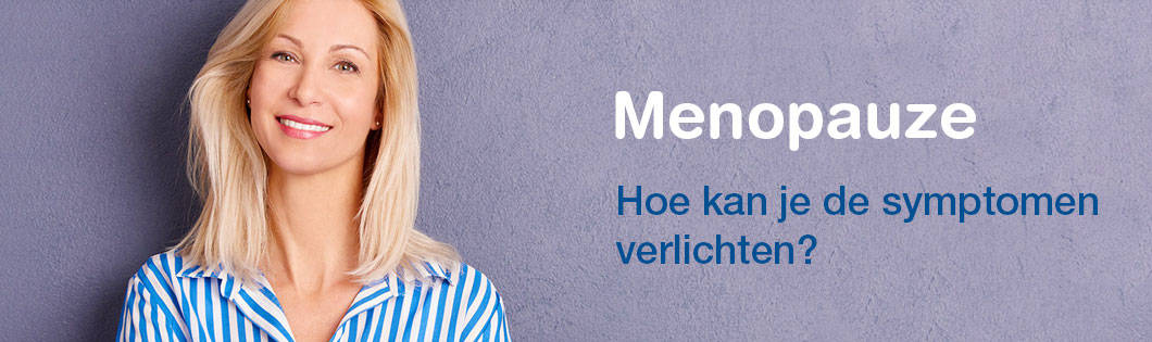 Menopauze banner