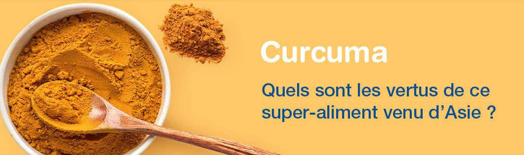 Curcuma banner